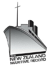 The New Zealand Maritime Record - sponsored by the NZ National Maritime Museum